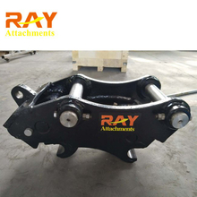 Quick hitch for 7-8T Excavator